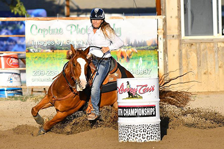 Sherry Cervi Youth Championships