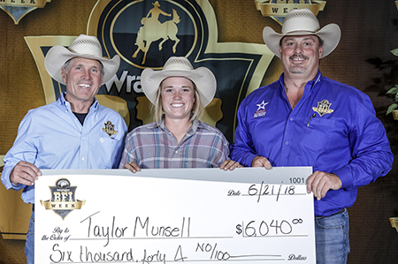Guy Wins $25,500 At All-Girl Challenge