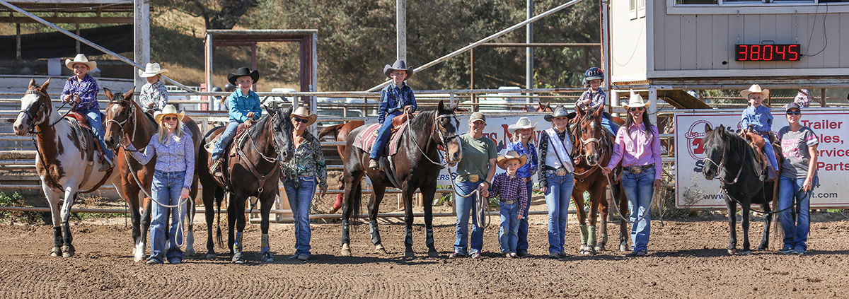 Wine Country Classic Barrel Race