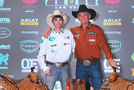 World Series of Team Roping Finale XII