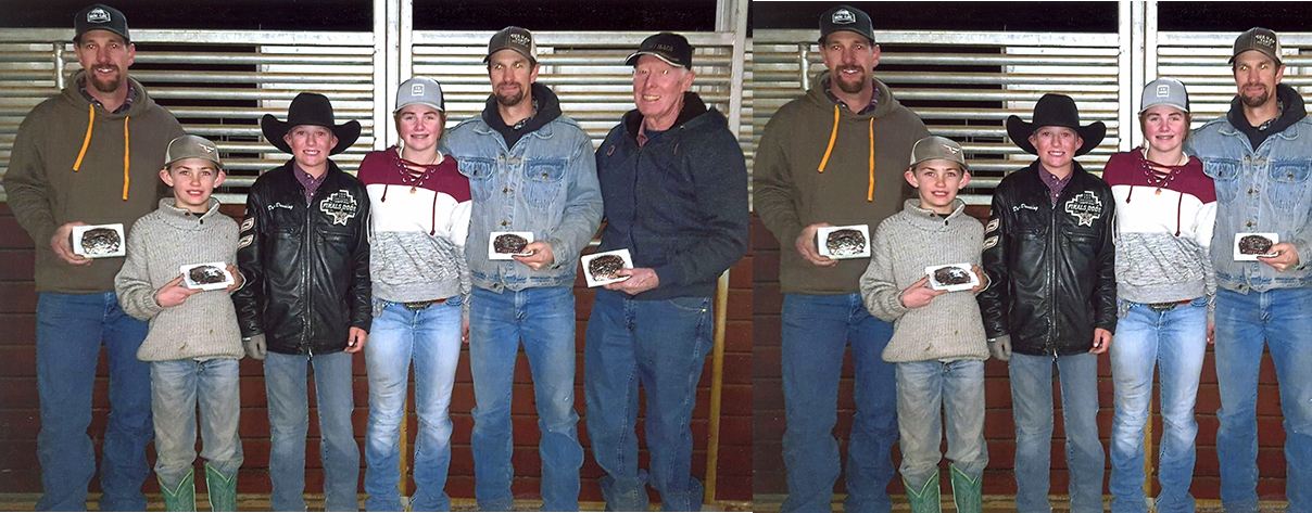 Four Win Buckles At Shane Dunning Memorial