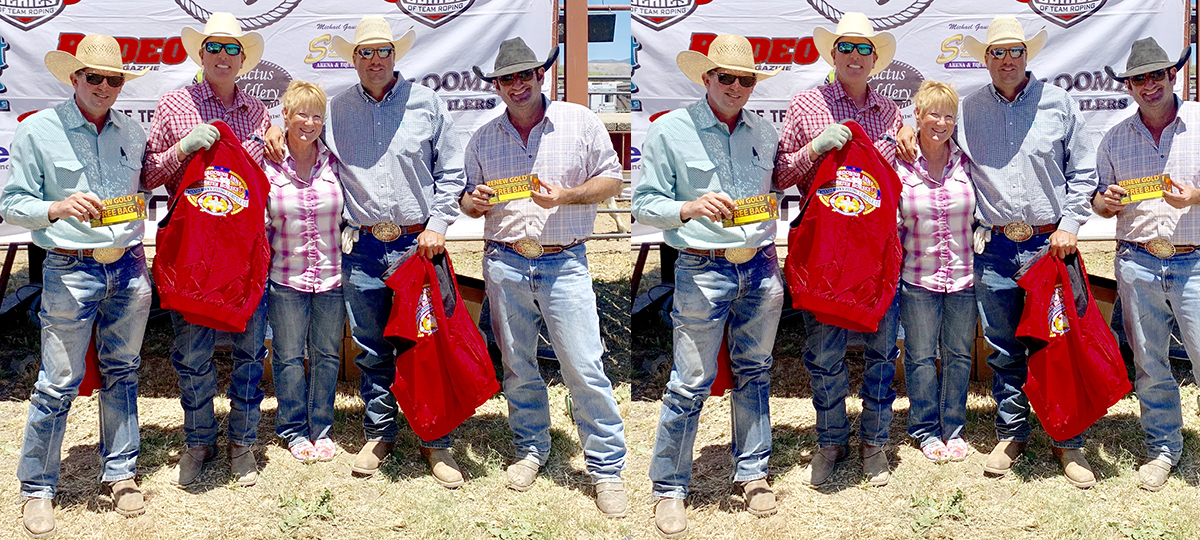Madonna Inn Hosts WSTR Ropings