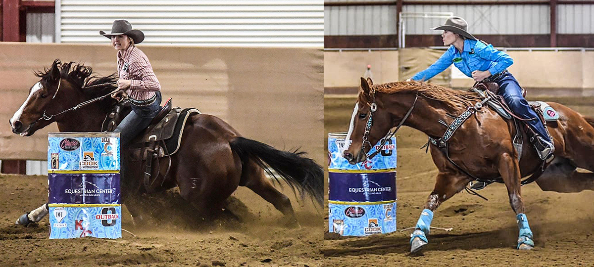 $58,000 Payout At New Year's Casino Barrel Race