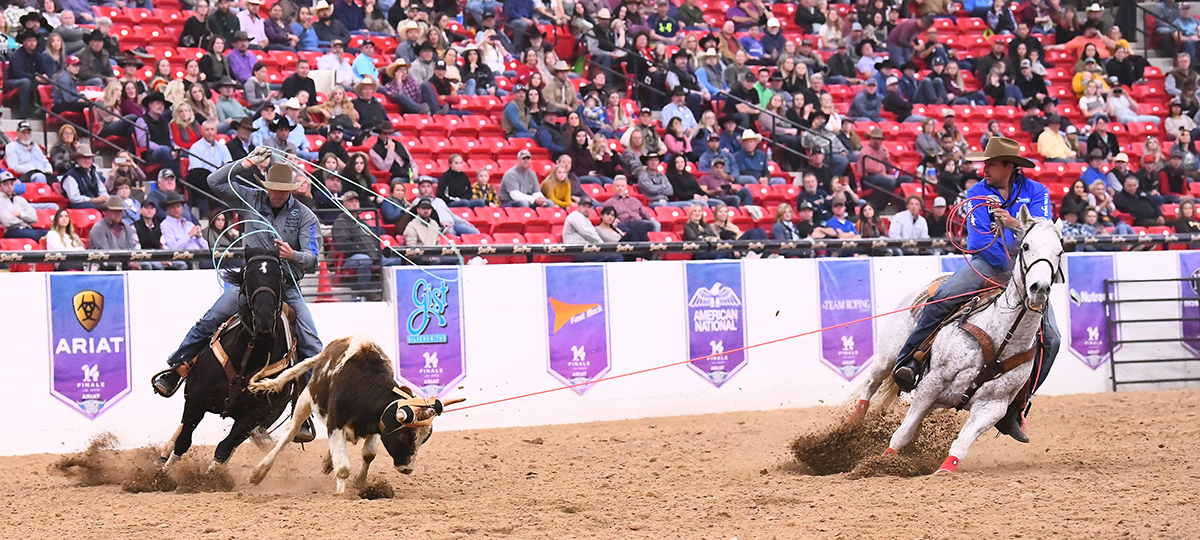 Ariat World Series of Team Roping Finale XIV