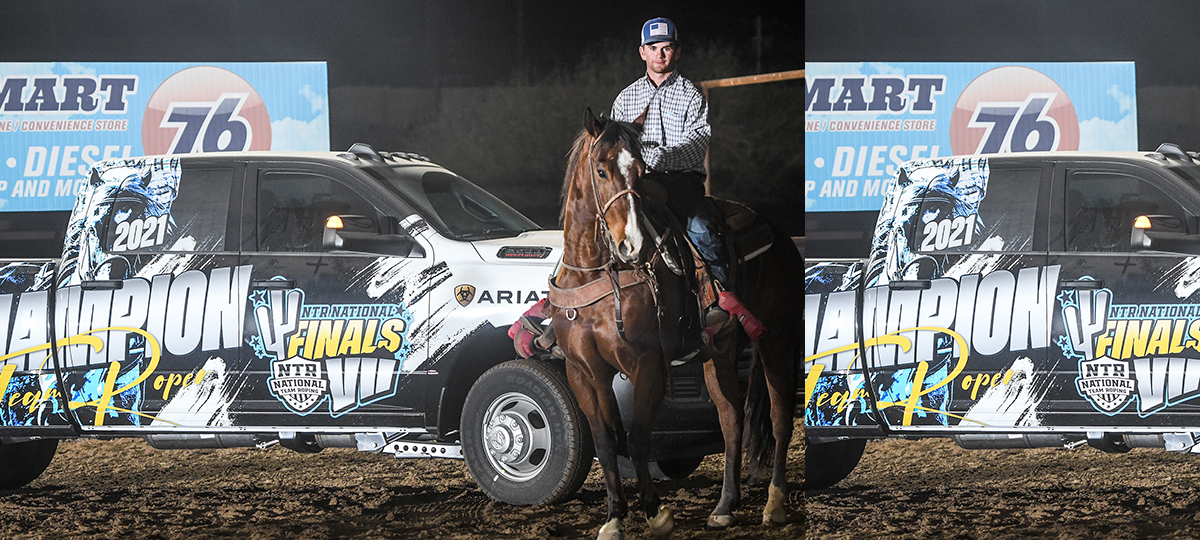 Ropers Vie For $973K In Cash & Prizes At NTR Finals