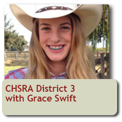 CHSRA District 3 with Grace Swift