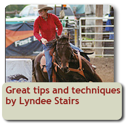 More Winning Ways with Lyndee Stairs